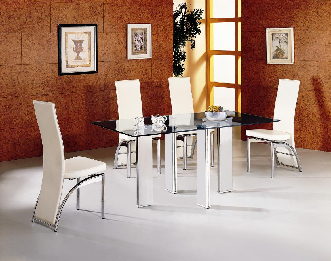 Glass Dining Tables lienzoelectronico Glass