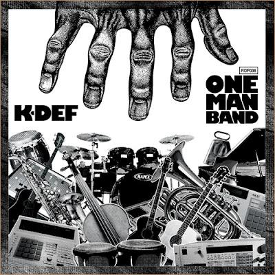 K-Def – One Man Band (2013) (256 kbps)