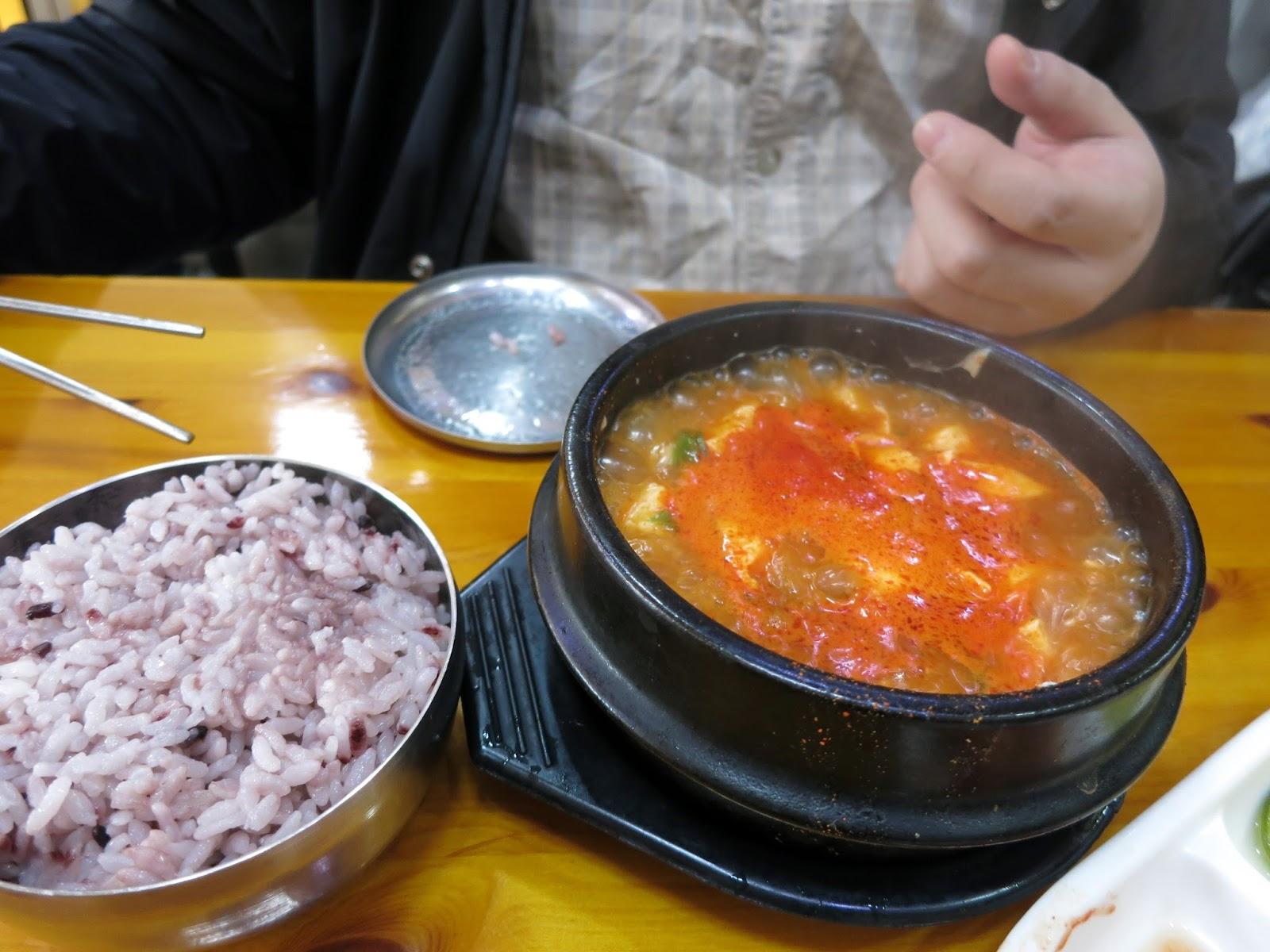 김밥천국  - Hongdae, Seoul