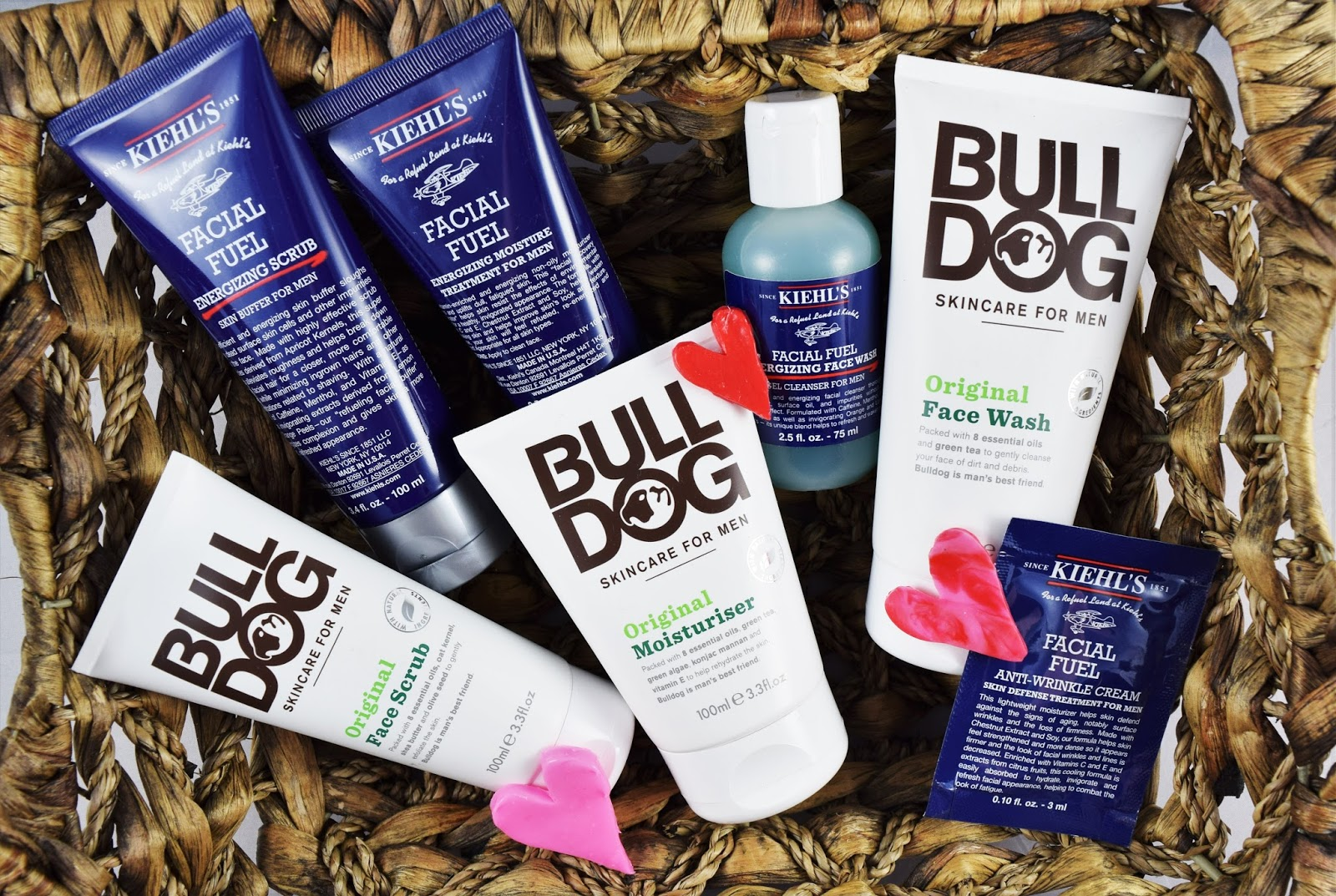 MEN'S SKINCARE VALENTINE'S GIVEAWAY - A Life With Frills