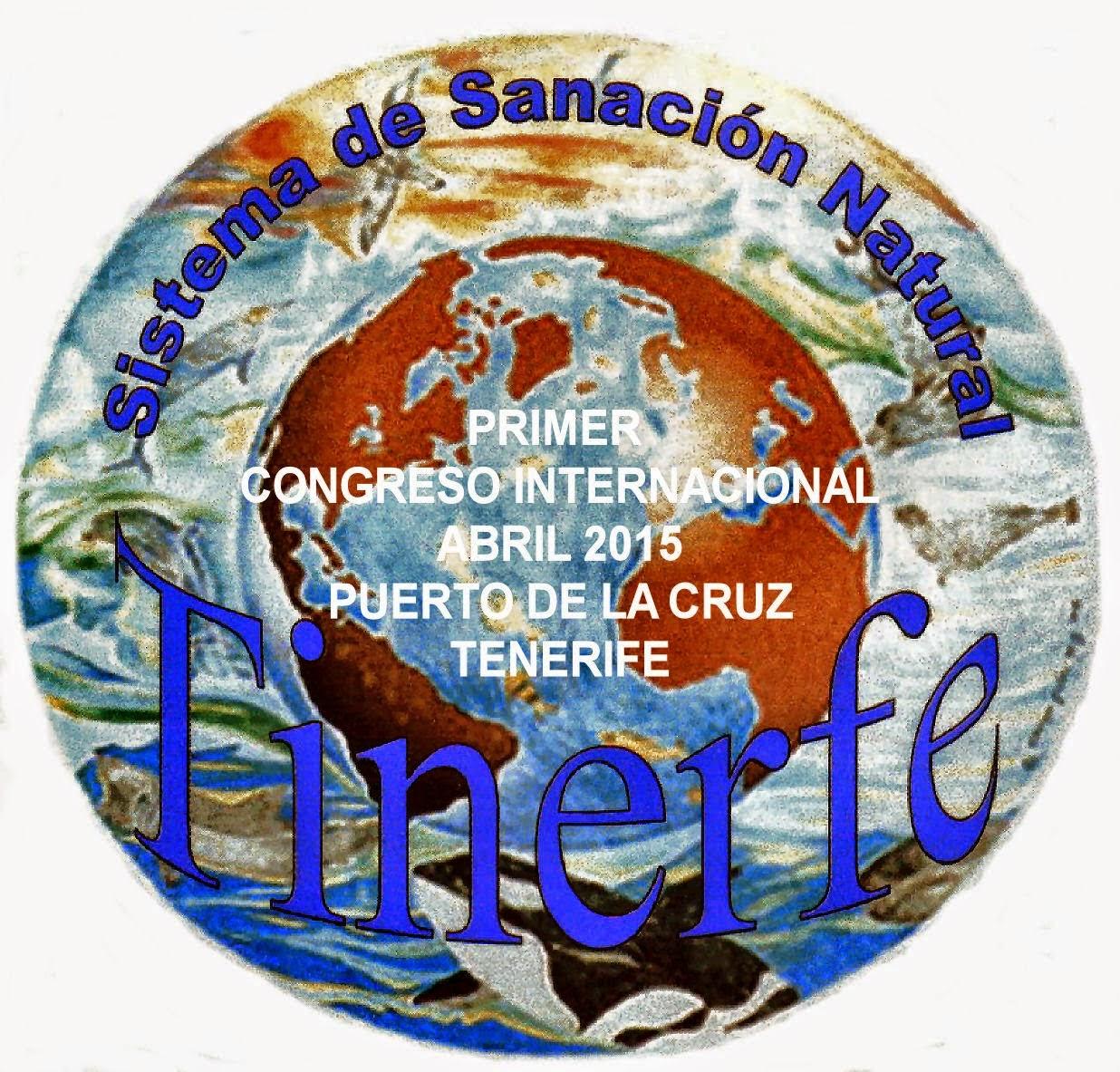 CONGRESO INTERNACIONAL DEL SISTEMA DE SANACIÓN TINERFE