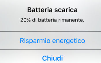 far durare di più la batteria su iPhone e iPad