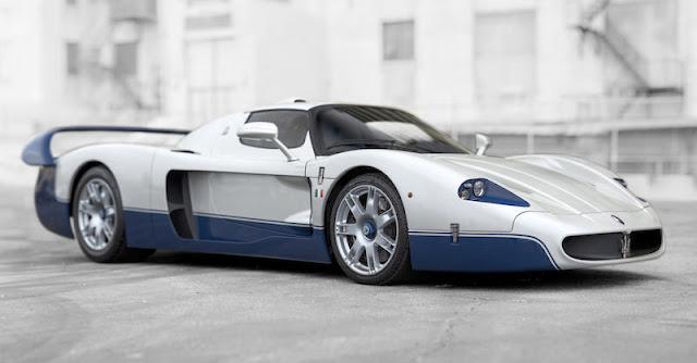 スーパーカーコレクター マセラティMC12