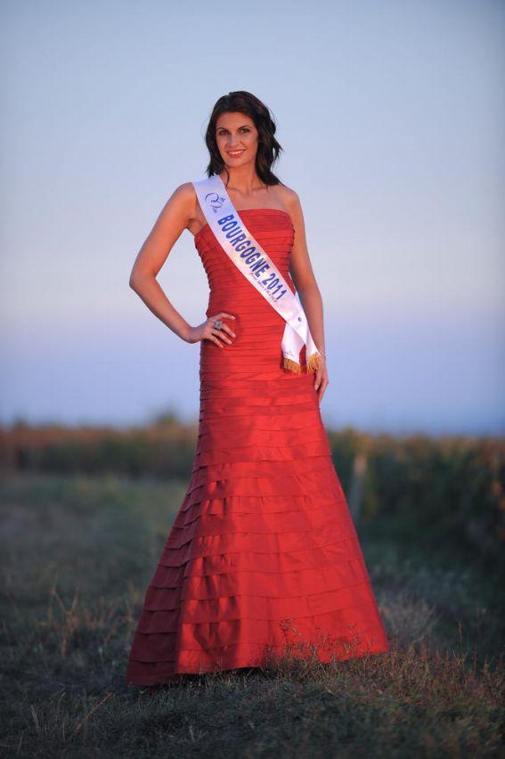 Miss Bourgogne-Elodie Paillardin