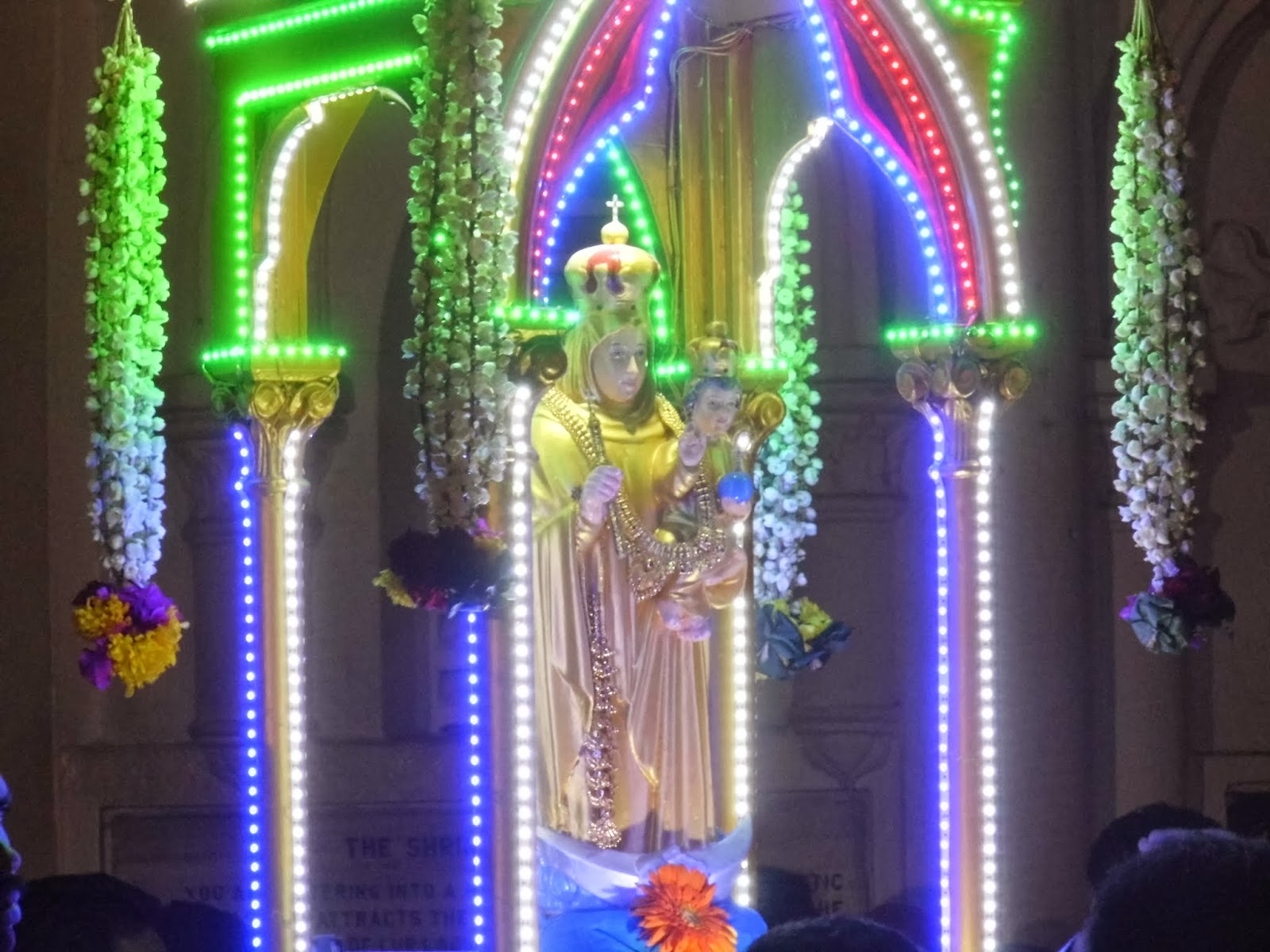 Vailankanni India  City pictures : dec to the shrine of our lady of vailankanni in tamil nadu india from ...