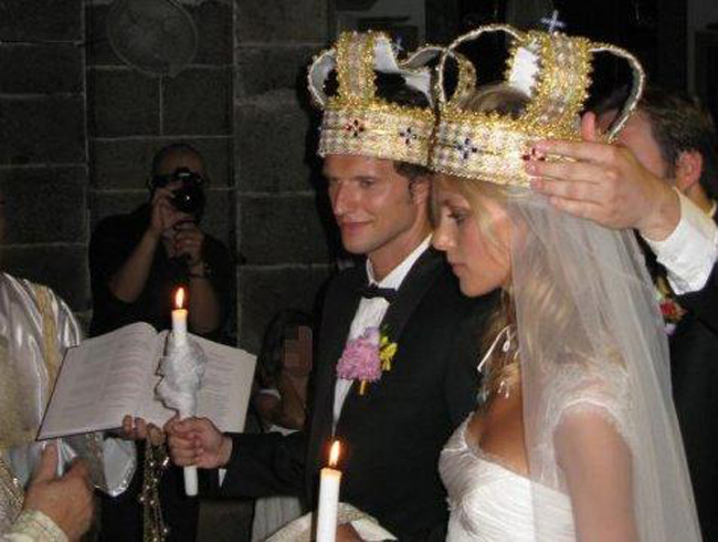 Anja Rubik & Sasha Knezevic WEDDING  !! :-)