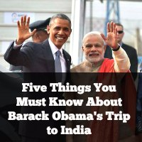 Five Things You Must Know About Barack Obama's Trip to India