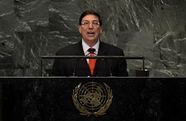 Cuba denuncia terrorismo de Estado dos EUA