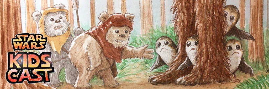 Star Wars Kidscast Blog