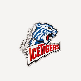 nurnberg ice tigers germany del logo
