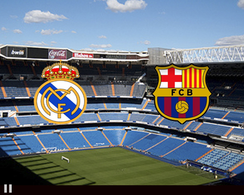 Real Madrid vs Barcelona Final Copa del Rey 2014