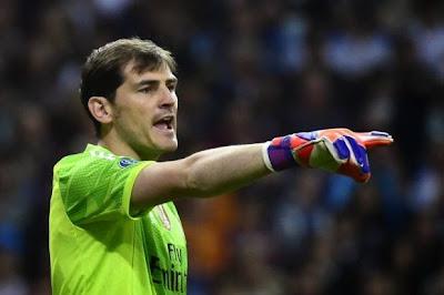 Iker Casillas Bertahan Di Real Madrid Hingga 2017