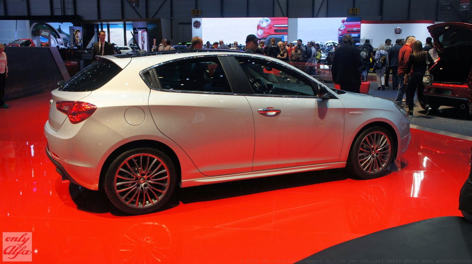 Only alfa salon de gen ve 2015 alfa romeo giulietta - Geneve 2015 salon ...