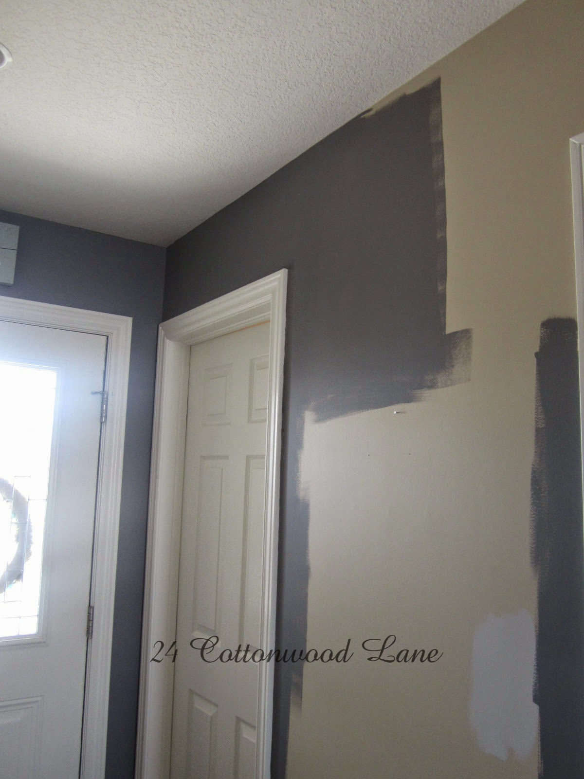 24 cottonwood lane gray paint update