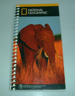 Elefántos kis füzet