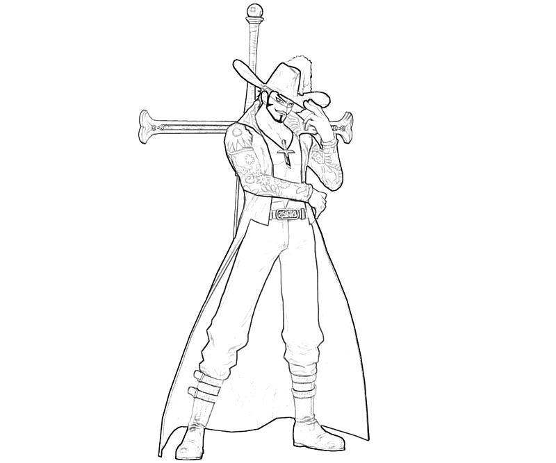 One Piece Coloring Pages Free