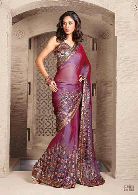 Designer Party Wear Saree Collections Beauty Care Beauty Blog
