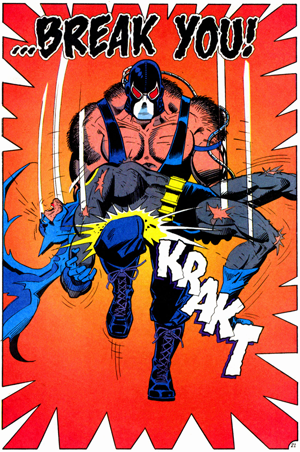 10 Musuh Batman Terhebat Sepanjang Masa: Bane