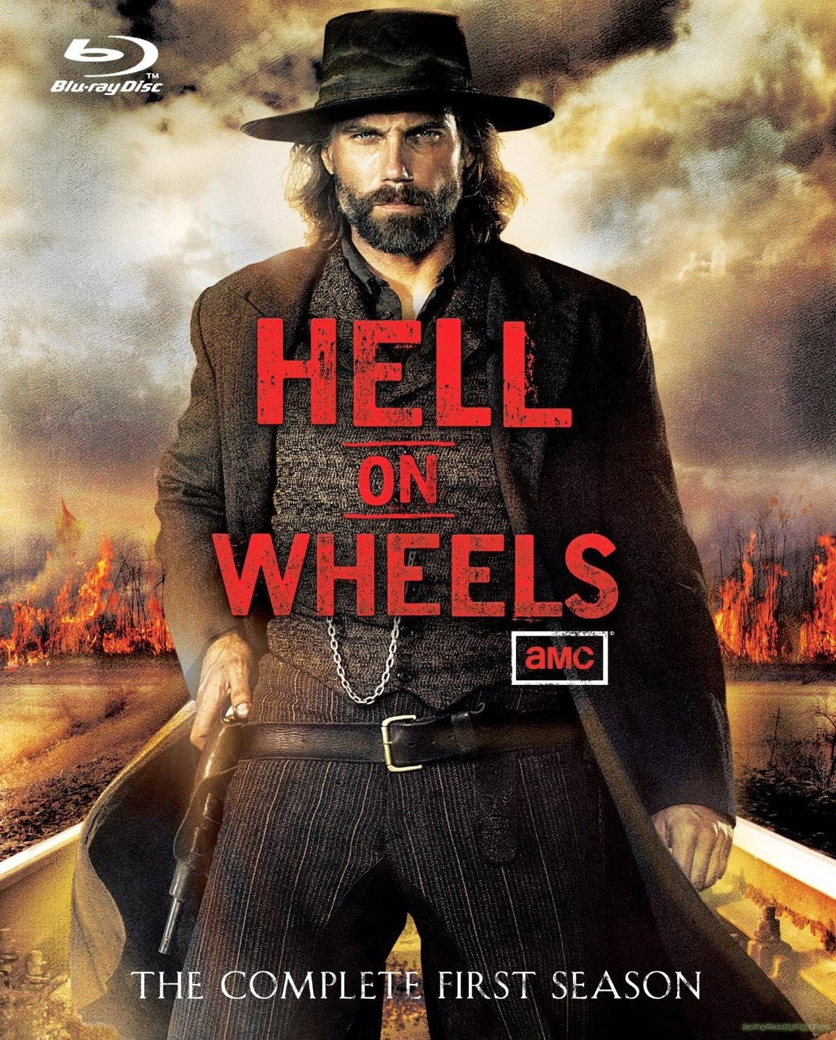 Ver Hell on wheels 4x07 Online
