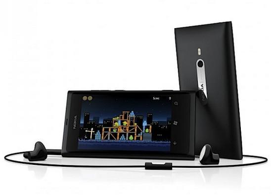 смартфон nokia lumia 800 Windows Phone 7