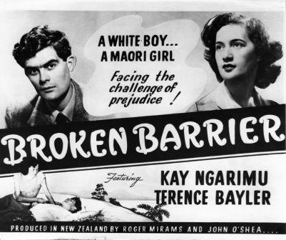 Broken Barrier movie