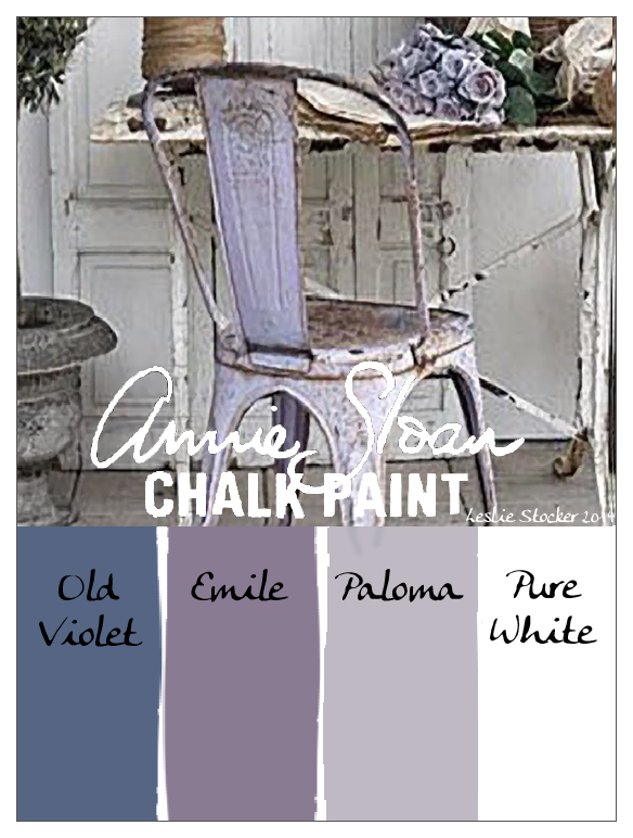 Colorways english lavender - Muted purple paint colors ...