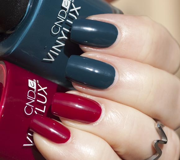 VINYLUX™ #200 Couture Covet VINYLUX™ #197 Rouge Rite