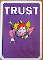 Crunch - The Trust card backs