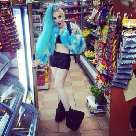 Alexis Knox Punk Cyber Princess