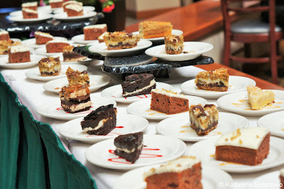 Sunday Brunch Dessert Table Radisson Santa Maria