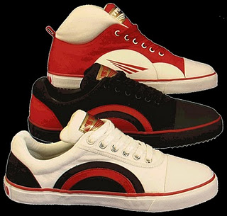 Sepatu Sepak Takraw