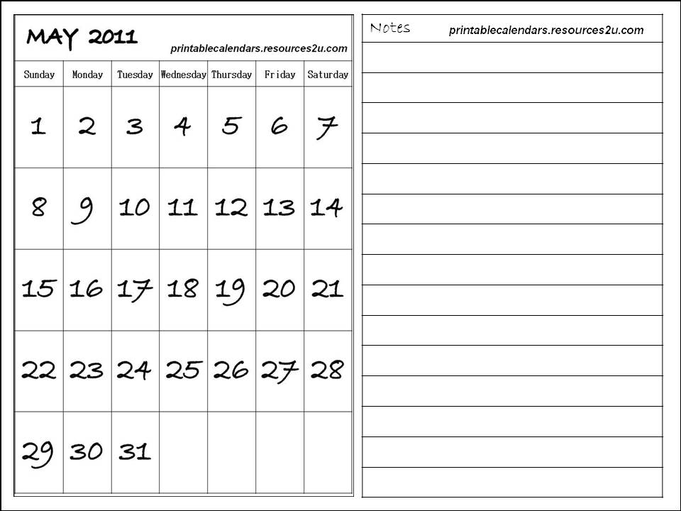 april and may 2011 calendar printable. april and may 2011 calendar