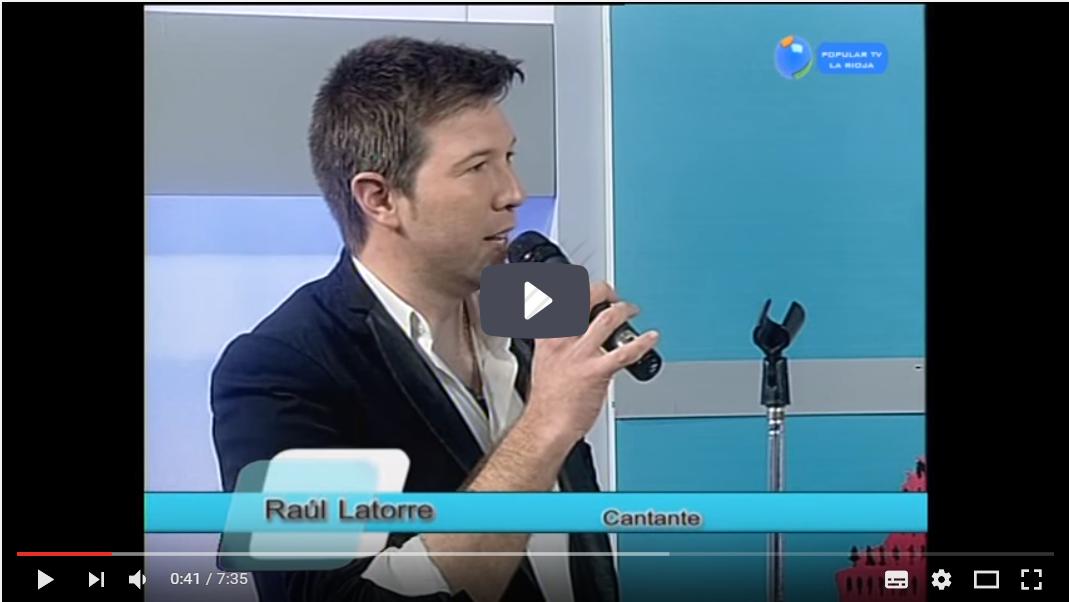 ENTREVISTA Y ACTUACIÓN EN POPULAR TV