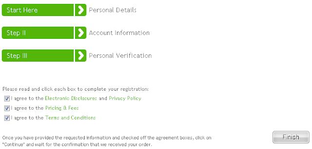 Payoneer Card Order Form