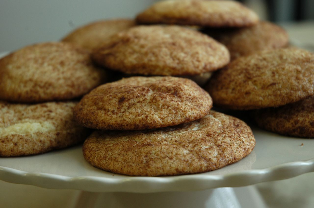 Snickerdoodle Cookie Recipe - Adapted from Joy of Baking