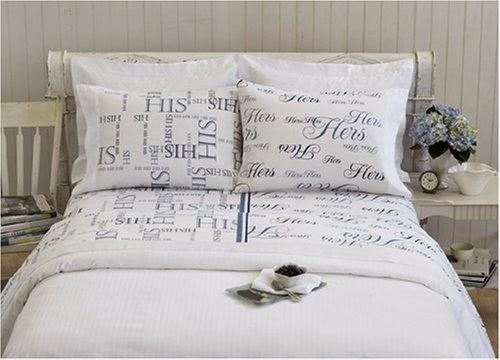 Bed Hog His & Hers Sheet Set - Queen