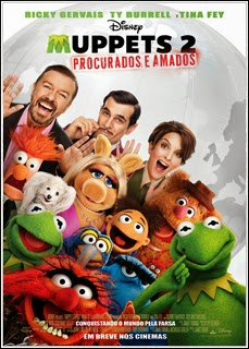 64686 Download   Muppets 2   Procurados e Amados   BDRip AVI Dual Áudio + RMVB Dublado