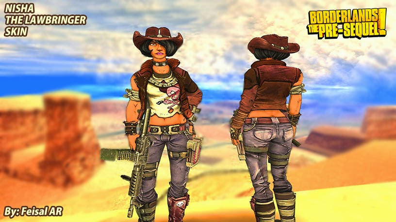 nisha borderlands gta