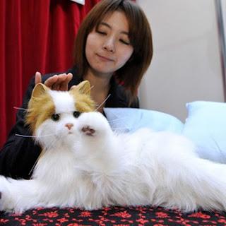Sega Robot Cat