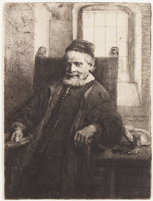 rembrandt jan lutma the elder one objectivist's art object of the day