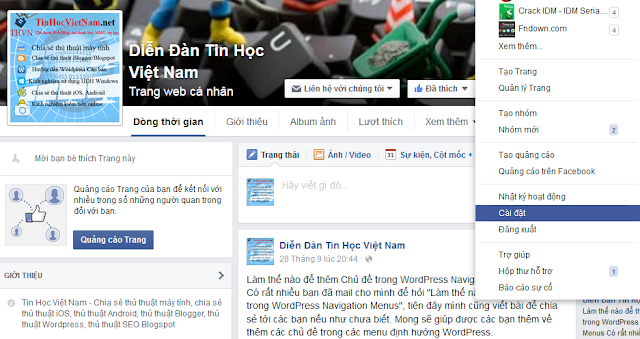 lam the nao tat chuc namg autoplay cua cac video facebook tren new feed