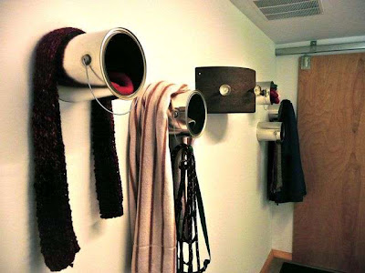 Cool Wall Hooks and Creative Coat Racks (15) 14