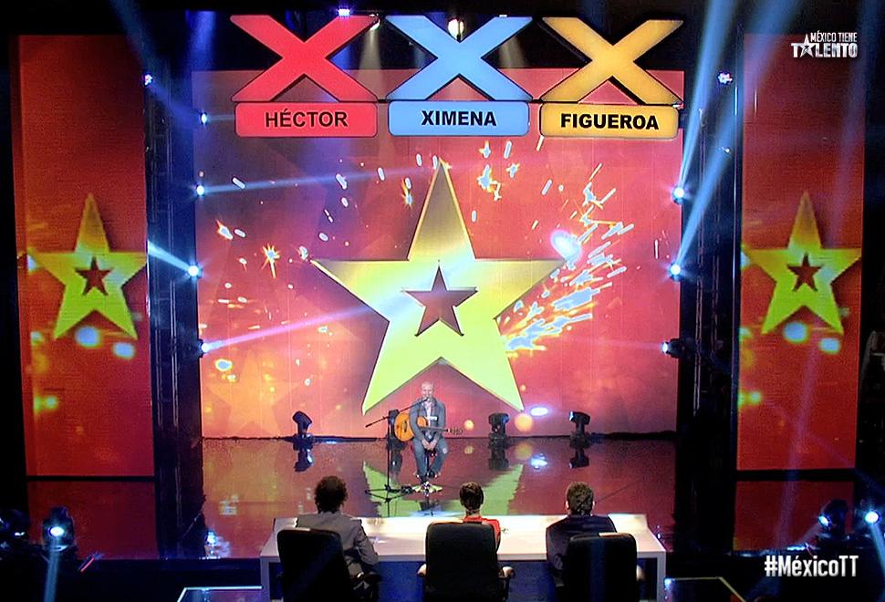 Mexico Tiene Talento vs la Voz Mexico México Tiene Talento 2014