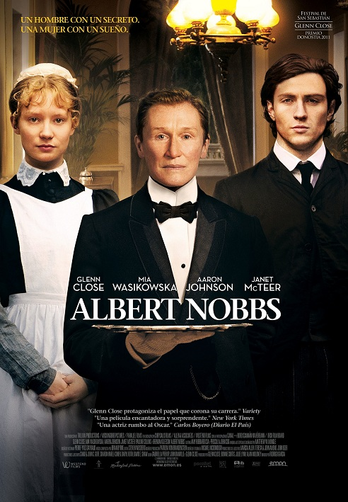 La Increible Historia De Albert Nobbs [2011] [Dvdrip] [Latino]