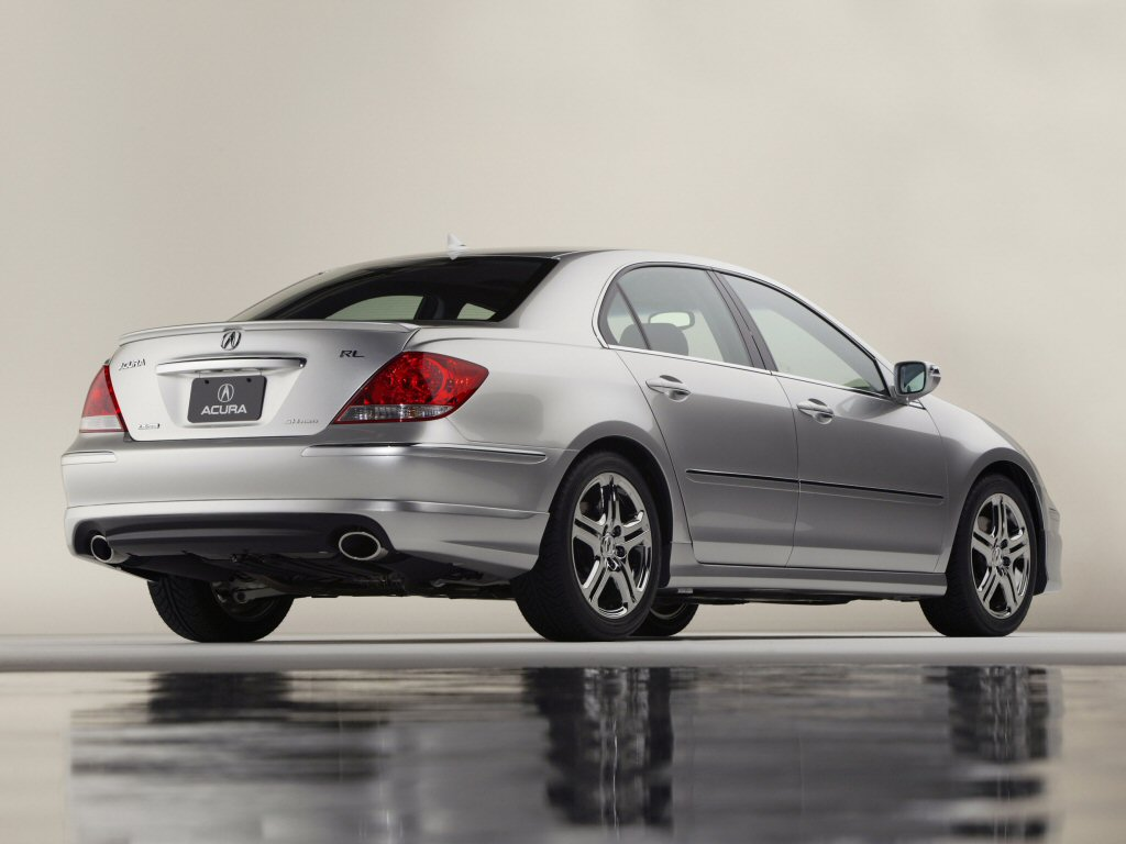 Car Design Review: 2013 Acura RL