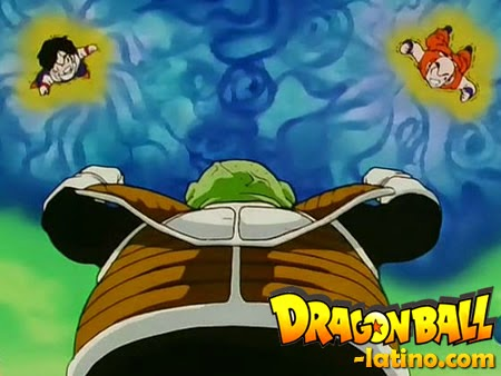 Dragon Ball Z capitulo 63