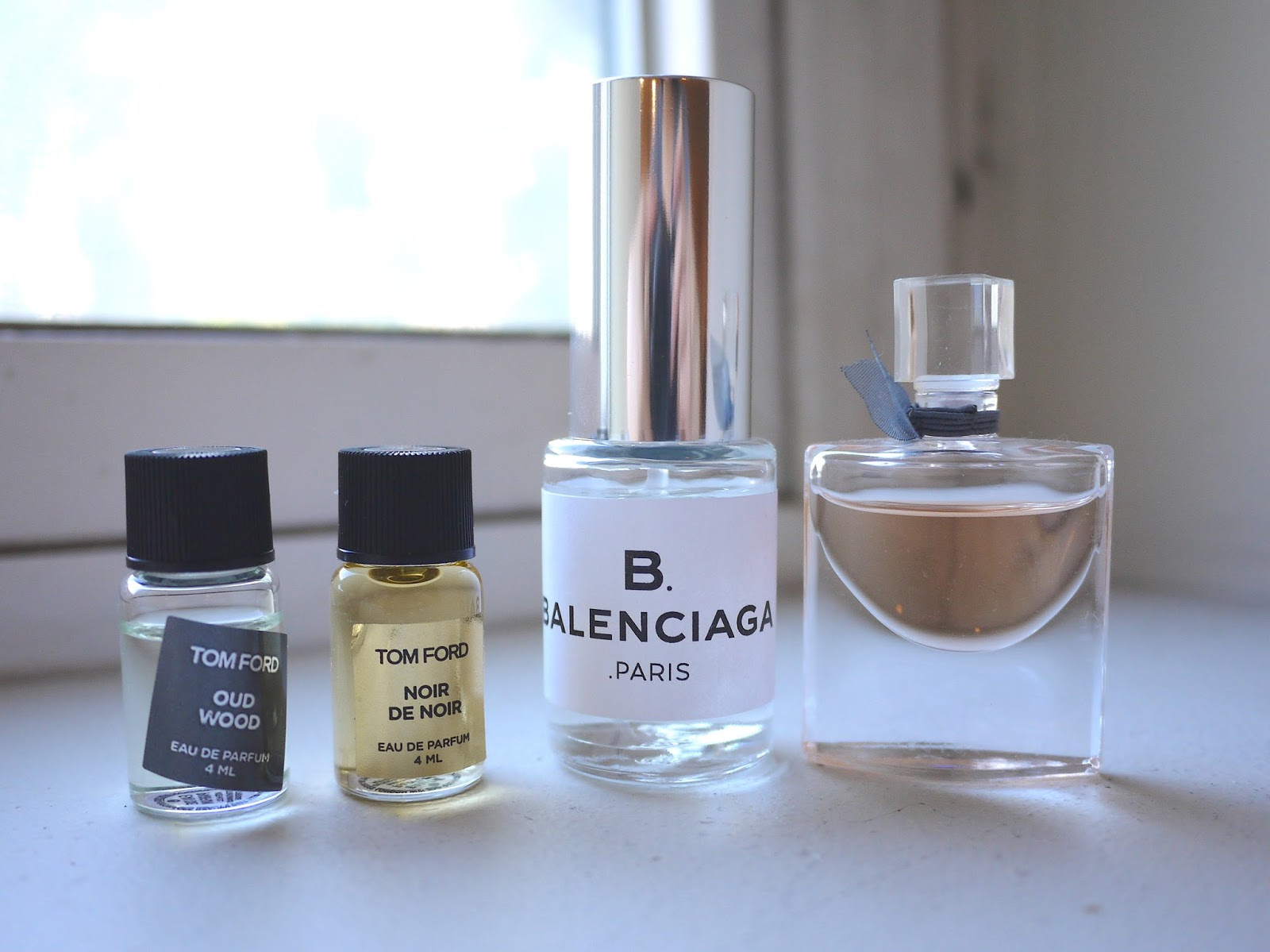 B.Balenciaga perfume review