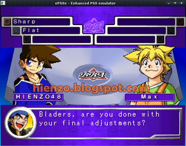 Free Download ISO Game PC Beyblade PS1 (3 MB)