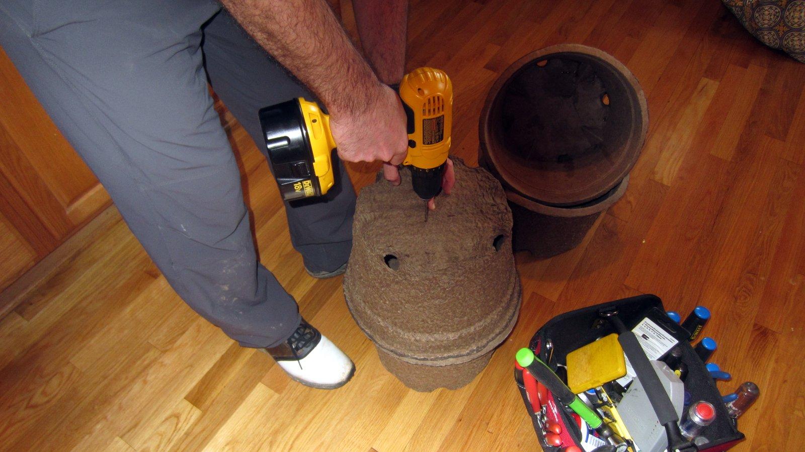 Making A Homemade Swarm Trap
