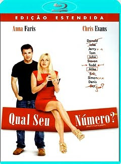 Filme Poster Qual Seu Nmero?  Verso Estendida BDRip XviD Dual Audio &amp; RMVB Dublado
